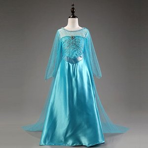 2020 New Teen Girls Dresses Role-Play Prom Party Dress For Kids Halloween Costume Clothes Princess Dresses For Girls Of 10