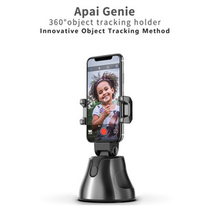 All-in-one Auto Smart Shooting Apai Genie Selfie Stick 360 Rotation Auto Face Tracking Object Tracking Vlog Live Camera Phone Holder