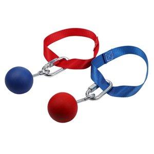 1Pair Braccio Forza polso forza di trazione presa di addestramento Power Ball Up contenere grip Attrezzature Fitness Hand Grip Forza Trainer