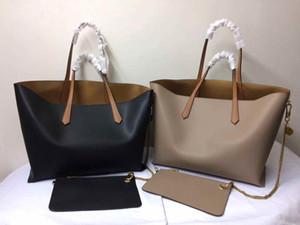 2019 luxe designer sac à main en cuir doré couleur intérieure haut de gamme atmosphère grande capacité unique épaule sac à provisions pour dames