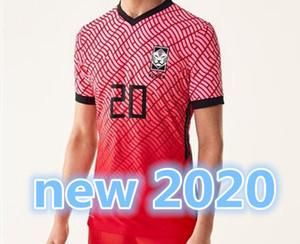 2020 Corée du Sud de football Jersey 7 SON FILS HUN KWON LEE HO KIM SON HYUNG KIM maison loin 2021 21 JERSEY FOOTBALL T-SHIRT KIT