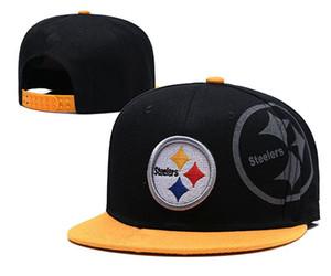 2018 nuovo all'ingrosso Philadelphia Flyers Snapback Hats giallo Berretti da baseball Hip Hop Mens Hockey su ghiaccio Sport Caps squadra regolabile spedizione gratuita