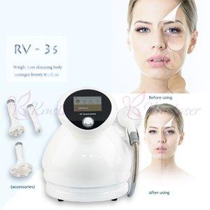 눈, 얼굴 및 바디 치료 진공 광자 얼굴 케어 1 광자 RF 진공 치료 기계 RV-3S 3 휴대용 안티 에이징