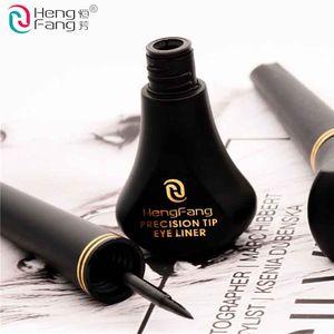 Hengfang HEIßE Frauen Kosmetische Schönheit Schwarz Eyeliner Wasserdichte langlebige Eyeliner Bleistift Stift Beliebte Make-Up