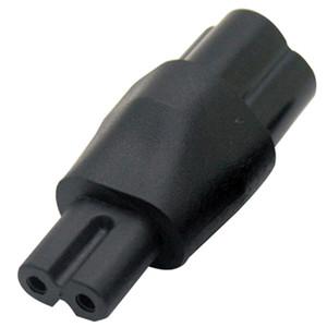 IEC 320 C6 To C7 AC Adapter IEC 3 Pole Male To 2 Pole Figure