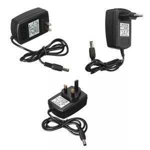AC DC 12V 2A Power Supply Adapter Charger For CCTV Security Camera - EU Plug