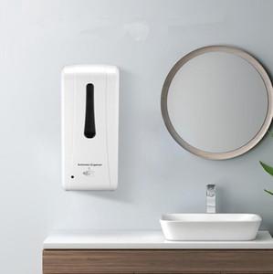 Liquid Soap Dispenser Wall Mounted Liquid Hand Sanitizer Dispensers Atomatic Sensor Soap Dispenser Smart Touchless Uchless Dispenser LSK169