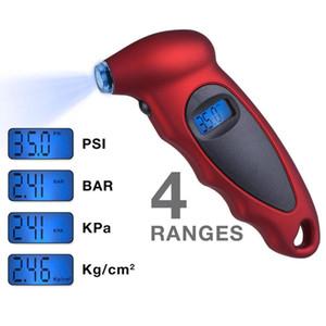 LCD Digital Car Auto Tire Tire Air Gauge Tester