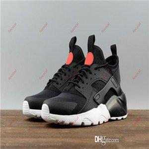 NIKE AIR HUARACHE 2020 Mais recente Air Huarache 6 X Ultra respirável Fragmento Projeto MID executando hococal sapatos masculinos ao ar livre huaraches Athletic Shoes Calçados