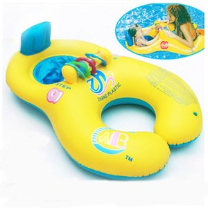 Geniune New Hot Selling Mother &Baby Swim Gear Baby Safety & Gear Ring With Color Bells Paternity Thick Environment Friendly Circle