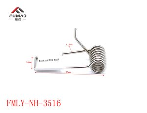 2 шт. / Лот Производство светодиодных панельных светильников, торсионная пружина зажима для освещения светодиодной лампы, трубный зажим