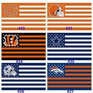 3 * 5ft 90 * 150см вентилятора радужный флаг Флаги полиэфирные Баннеры Флаги Полиэстер Красочный флаг для украшения 33 Дизайн Gay Flag DHL HH9-2530