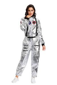 بدلة الفضاء الرجال عطلة كرنفال والنساء بدلة الفضاء نفخ ازياء مضحك حزب اللباس الحيوان هالوين الديناصور التميمة