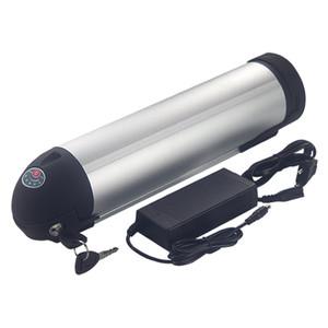 Con batterie Fushida bici elettrica di alta qualità interruttore batteria agli ioni di litio 48V 13Ah per 450W a 1000W motore con caricatore
