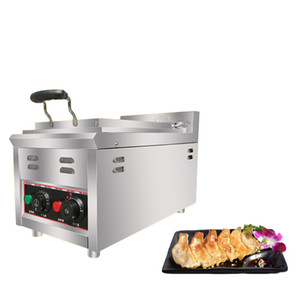 BEIJAMEI commercial en acier inoxydable Fried Dumpling machine électrique tête unique Grand Pancake Dumpling Maker à vendre