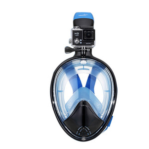 New Adult Diving Mask Pipe Set Float Mask Diving Mirror