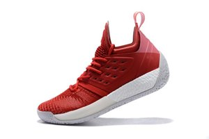 Harden Vol 2 Basketball Shoes Online Store 2018 new tumbled leather full-length Shoes Fashion Sports training Sneakers Running Sport Shoes