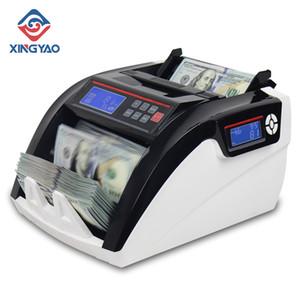 5800b الأشعة فوق البنفسجية / شاشة LCD ملغ مع 3 مغناطيس متعدد العملات عد العد صراف آلي المال Compteuse دي الفراغات