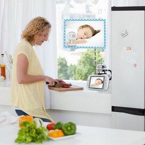 CYSINCOS 3,5-дюймовый беспроводной Baby Sleeping монитор няня камеры безопасности ночного видения Temperature Monitoring Audio Baby Monitor