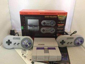 아이 키즈 SNES 슈퍼 게임 콘솔 소매 상자 핫 SUPER NINTERD (21) HDMI 출력 TV 비디오 게임 콘솔