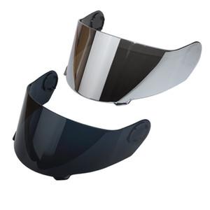 Tanked che corre VCAN T270 T270B moto visiera del casco casco della motocicletta parasole collare d'T27B T27 flip up da corsa lente moto