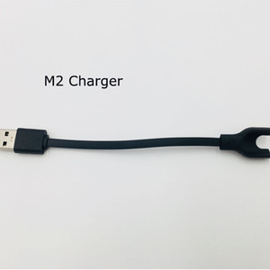 Hızlı xiomi mi bandı 2 4 bilezik M3 m2 için Band 3 Xiaomi Mi için Şarj Kablosu 2019 Yeni USB akıllı bant şarj kablosu şarj m4