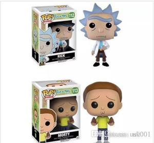 Lucky Funko Pocket Pop! funko pop Rick e Morty Giocattoli Regali Portachiavi modello bambola portachiavi nuovo