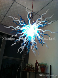 Small Size Artistic Lamps 100% Hand Blown Glass Art Chandeliers Modern LED Ceiling Decor Chandelier for Home Decor