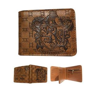 해리 포터 패션 2019 남성 지갑 남성 지갑 동전 가방 지퍼 작은 돈 지갑 새로운 디자인 달러 슬림 지갑 돈 클립 지갑