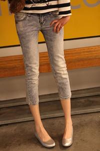Vendita calda-Glittery2019 Popular2019 acquisto gruppo autunno singolo scarpa in pelle verniciata cerchio testa quantità bassa con scarpe da donna