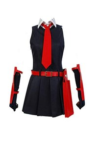 Akame ga Matar! Akame Cosplay Traje Vestido De Halloween