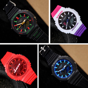2020 G Style Digital Watch S Shock Men army Watch water resistant Date Calendar LED Sports Watches relogio masculino