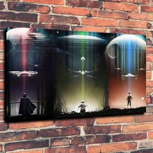 KRAVAT Fighter Artwork Fantas, HD Tuval Baskı Yeni Ev Dekorasyon Sanat Boyama / (Çerçevesiz / Çerçeveli)