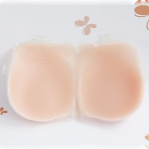 Artificial Silicone Breast Form Realistic Fake Boobs Prosthesis Transgender Shemale Small Chest Men Enlarge