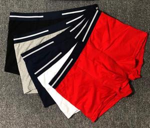 2020 Vintage дизайнер нижнего белья Человек Boxer Shorts Человек Престижное сексуальное нижнее белье Casual Главная Комфортная Mens Gay белье Calzoncillos Boxer