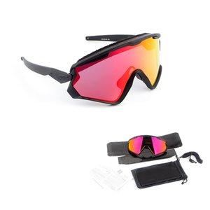 Ciclismo Gafas de sol Gafas de marca de diseño de nieve 007072 Chaqueta del viento para mujer para hombre de moda las gafas de sol polarizadas MTB deportes al aire libre TR90 Gafas