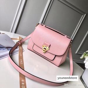 Top1-qaulity M53336 Tamanho 28..20..10cm Itália Designer de Moda Ombro Forro saco de seda com saco de poeira Pacote Livre Shiping
