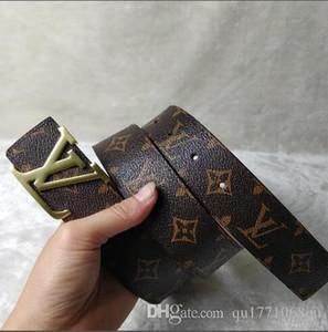 Correa del diseño de diseño de lujo, de lujo de la correa original, correa de la impresión carta clásico cuerpo de hebilla, hombres y mujeres cinturón de 95cm-125cm