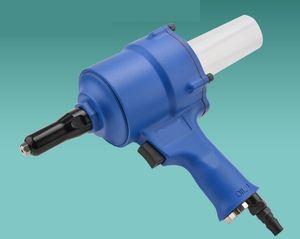 пневматический пистолет заклепки заклепки машины клепки инструмент Вставить инструмент для ногтей 2.4-4.8mm T07003-1