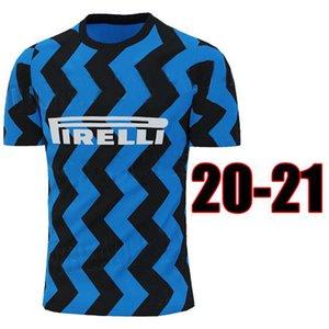 CE Shi -Top Tayland Kalite Inter 2019 2020 Milan Futbol Formaları Popüler Stilleri Camisetas de Futebol