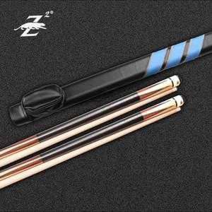 Billiard Pool Cue 11.5mm Tip Billiard Stick Kit con estuche con regalos Maple 147cm Professional Nine Ball Black 8 China 2019