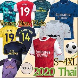 TOP Arsen Fußball-Trikot 20/21 PEPE NICOLAS CEBALLOS HENRY GUENDOUZI SOKRATIS Fußballhemd MAITLAND-NILES TIERNEY camiseta de fútbol S-4XL