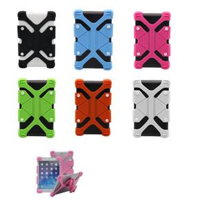 Per 7inch - tablet 12 pollici, cassa del telefono molle universale Tablet silicone Heavy Duty antiurto di protezione copertura del basamento