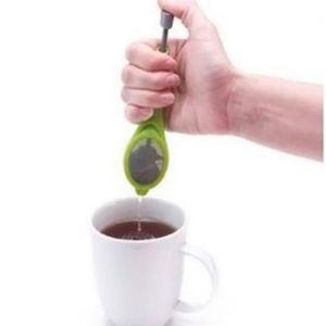 Оптовая Бытовой Всего Чай Infuser Пищевого Сорта PP Infuser Сделать Чай Infuser Фильтр Творческий Пластиковые Ситечки Для Чая Infusers BH0331