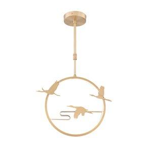 Arte decorativo estilo chino pendiente de la luz lámpara de pared Escritorio accesorio de la lámpara pequeña de Iluminación en Interiores decoración de la habitación de estar Dormitorio Pasillo Pasillo