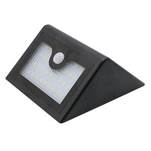 28LED Solar Lights PIR Dim Sensor Outdoor Light Waterproof Auto Security Night Detector Lighting for Patio Garden Pool Path Lamp