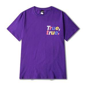 Para mujer del estilista Camisetas Tendencia verano de las mujeres de los hombres del deporte de manga corta para mujer de alta calidad Camisetas