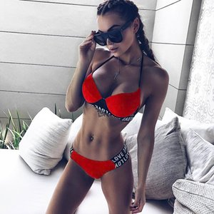 Women Bikini Swimwear Female Swimsuit 2020 Leopard Brazilian Bikini Set Push Up Bathing Suit Summer Beach Wear Biquini swim suit