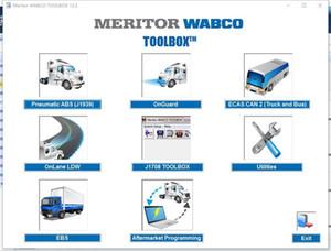 Meritor Toolbox 12.4.1 + русификатор [неограниченная установка] для WABCO + видео