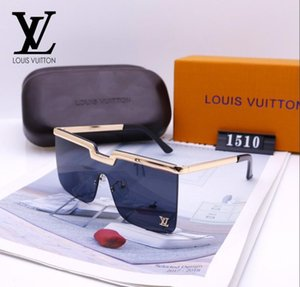 MASCOT Sunglasses Luxury Popular Retro Vintage Z0936E Men Designer Sunglasses Shiny Gold Summer Style Laser Logo Gold Plated Come With Case